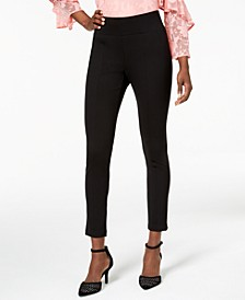 Petite Comfort-Waist Leggings, Created for Macy's