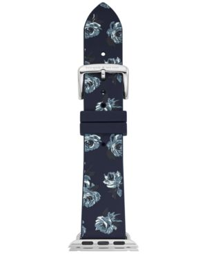 Apple Watch Silicone Strap, 25Mm in Blue