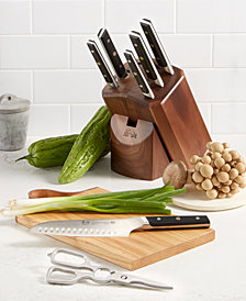 Cangshan TC Series 8-Pc. Knife Set & Block