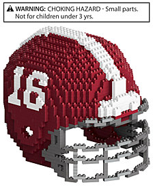 Forever Collectibles Alabama Crimson Tide BRXLZ 3D Helmet Puzzle