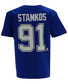 Outerstuff Steve Stamkos Tampa Bay Lightning Player T-Shirt, Little Boys (4-7)