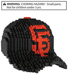 Forever Collectibles San Francisco Giants BRXLZ 3D Baseball Cap Puzzle