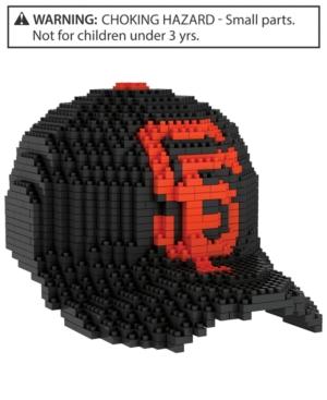 San Francisco Giants Brxlz 3D Baseball Cap Puzzle