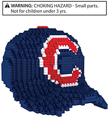 Forever Collectibles Chicago Cubs BRXLZ 3D Baseball Cap Puzzle