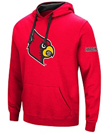 Men's Louisville Cardinals Big Logo Hoodie