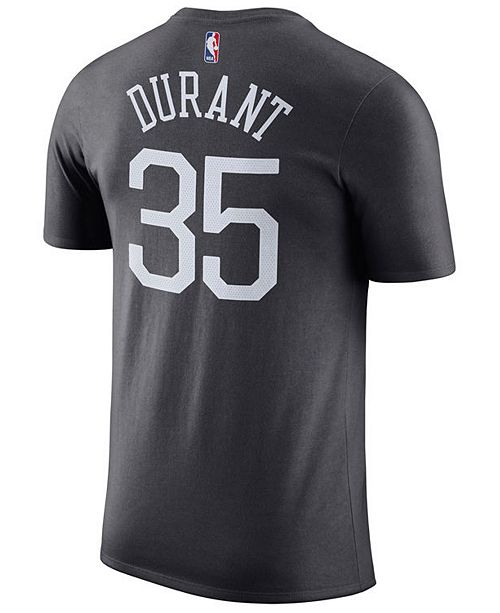 e7b127688 ... T-Shirt  Nike Men s Kevin Durant Golden State Warriors Name   Number  Player ...