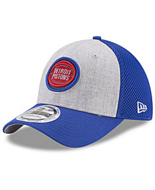 New Era Detroit Pistons Total Reflective 39THIRTY Cap