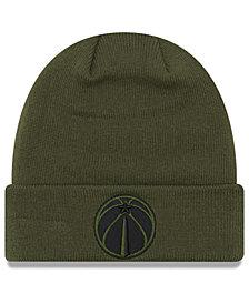 New Era Washington Wizards Fall Time Cuff Knit Hat
