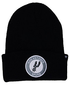 '47 Brand San Antonio Spurs Ice Block Cuff Knit Hat