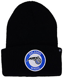 '47 Brand Orlando Magic Ice Block Cuff Knit Hat