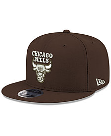 New Era Chicago Bulls Fall Dubs 9FIFTY Snapback Cap