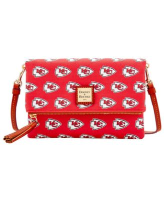 Kansas City Chiefs Foldover Crossbody Purse