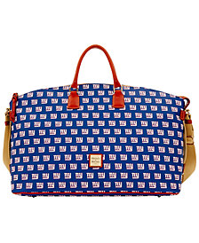 Dooney & Bourke New York Giants Weekender