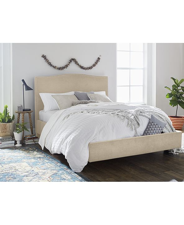 Furniture Cory Upholstered Storage Bedroom Furniture Collection
