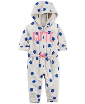 Carter's 1-Pc. Hooded...