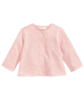 Knit Cardigan, Baby Girls, Created for Macy's