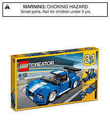 LEGO® 664-Pc. Creator Turbo Track Racer  31070