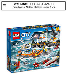 LEGO® 792-Pc. City Coast Guard Headquarters Set 60167