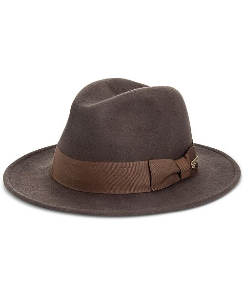 Indiana Jones Men's All-Season Water-Repellent Safari Hat