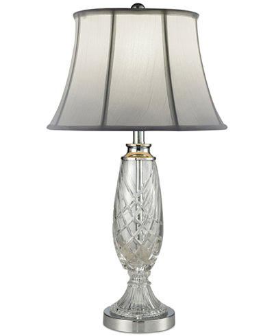 Dale Tiffany Claven Crystal Table Lamp