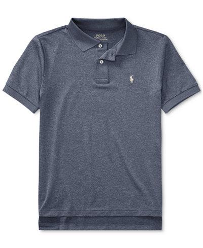 07760fed2 Ralph Lauren Embroidered Polo, Big Boys - Shirts & Tees - Kids ...