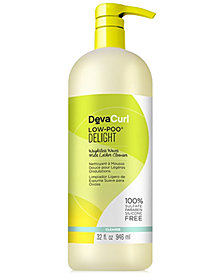 Deva Concepts DevaCurl Low-Poo Delight, 32-oz., from PUREBEAUTY Salon & Spa