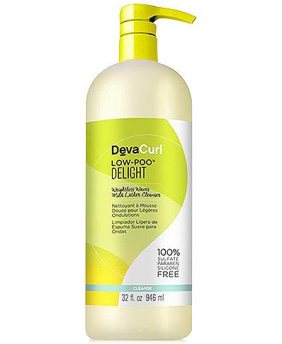 Deva Concepts DevaCurl Low-Poo Delight, 32-oz., from PUREBEAUTY Salon & Spa