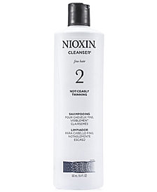 Nioxin System 2 Cleanser, 500 ml, from PUREBEAUTY Salon & Spa
