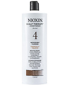 Nioxin System 4 Scalp Therapy Conditioner, 33.8-oz., from PUREBEAUTY Salon & Spa