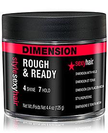 Sexy Hair Style Sexy Hair Rough & Ready, 4.4-oz., from PUREBEAUTY Salon & Spa