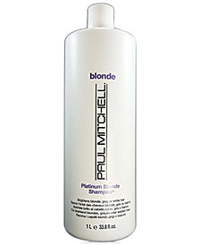 Paul Mitchell Platinum Blonde Shampoo, 33.8-oz., from PUREBEAUTY Salon & Spa