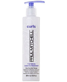 Paul Mitchell Curls Full Circle Leave-In Treatment, 6.8-oz., from PUREBEAUTY Salon & Spa