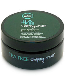 Paul Mitchell Tea Tree Shaping Cream, 3-oz., from PUREBEAUTY Salon & Spa