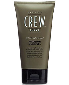 American Crew Shave Precision Shave Gel, 5-oz., from PUREBEAUTY Salon & Spa