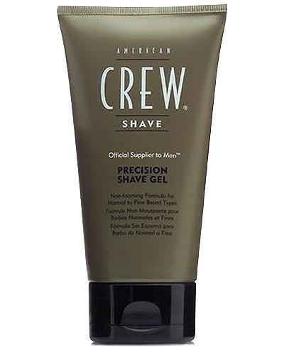 American Crew Shave Precision Shave Gel, 5-oz., from PUREBEAUTY Salon & Spa
