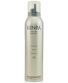Kenra Professional Volume Styling Mousse, 8-oz., from PUREBEAUTY Salon & Spa