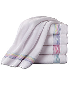 bluebellgray Rain Cotton Dobby Bath Towels