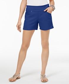 d2eba17f6 I.N.C. Pull-On Shorts, Created for Macy's