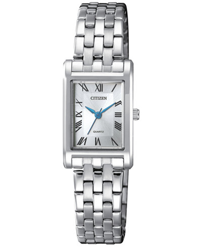 Citizen Women's Quartz Stainless Steel Bracelet Watch 22mm