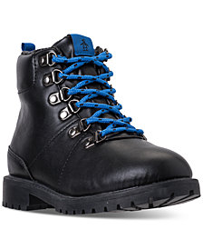 Original Penguin Little Boys' Landon Boots from Finish Line