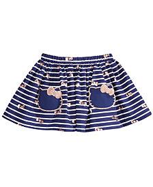 Hello Kitty Patch Pocket Skirt, Little Girls