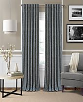 Elrene Colton Blackout 3-in-1 Window Treatment Collection - Easy Care Linen Look!