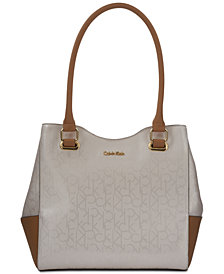 Calvin Klein Signature Madison Satchel