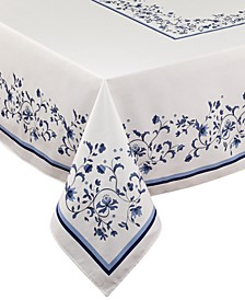 Blue Portofino Table Linens Collection