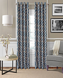 "Elrene Harper Blackout Grommet 52"" x 95"" Panel"