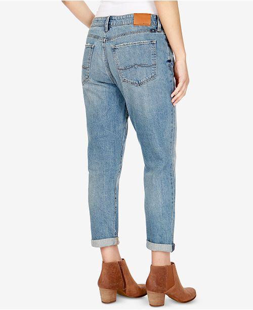 6d29b19b2b4 Lucky Brand Sienna Slim Boyfriend Jeans & Reviews - Jeans - Women ...