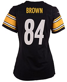 Women's Antonio Brown Pittsburgh Steelers Game Jersey