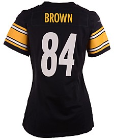 Nike Women's Antonio Brown Pittsburgh Steelers Game Jersey