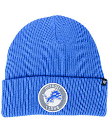 '47 Brand Detroit Lions Ice Block Cuff Knit Hat