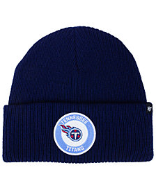 '47 Brand Tennessee Titans Ice Block Cuff Knit Hat